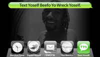TEXT YOSELF BEEFO YO WRECK YOSELF -- With Karl Watson