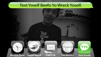 TEXT YOSELF BEEFO YO WRECK YOSELF -- With Ray Maldonado