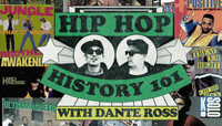 Hip Hop History 109 -- with Dante Ross