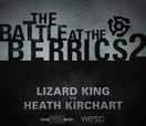 Battle at The Berrics (2) -- HEATH KIRCHART vs LIZARD KING
