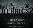 Battle at The Berrics (2) -- LUCAS PUIG vs GREG LUTZKA