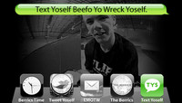 TEXT YOSELF BEEFO YO WRECK YOSELF -- With Geoff Rowley