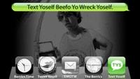 TEXT YOSELF BEEFO YO WRECK YOSELF -- With Dallas Clayton