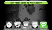 TEXT YOSELF BEEFO YO WRECK YOSELF -- With John Rattray