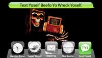 TEXT YOSELF BEEFO YO WRECK YOSELF -- With Chris Cole