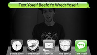 TEXT YOSELF BEEFO YO WRECK YOSELF -- With Dan Nepscha