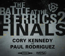 Battle at The Berrics (2) -- CORY KENNEDY vs PAUL RODRIGUEZ
