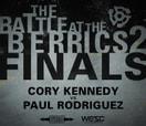 Battle at The Berrics (2) -- CORY KENNEDY vs PAUL RODRIGUEZ