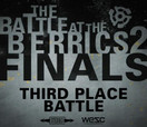 Battle at The Berrics (2) -- THIRD PLACE BATTLE