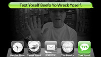 TEXT YOSELF BEEFO YO WRECK YOSELF -- With Michael Rapaport