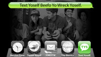 TEXT YOSELF BEEFO YO WRECK YOSELF -- With Brooklyn Kids