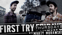 First Try Thursdays -- With Marty Murawski