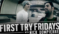 First Try Fridays -- With Nick Dompierre