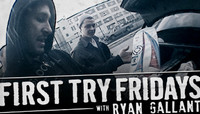 First Try Fridays -- With Ryan Gallant