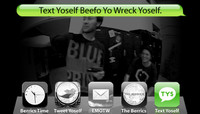 TEXT YOSELF BEEFO YO WRECK YOSELF -- With Marty Murawski