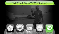 TEXT YOSELF BEEFO YO WRECK YOSELF -- With Marquise Henry