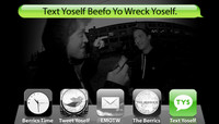 TEXT YOSELF BEEFO YO WRECK YOSELF -- With Ryan Smith