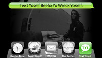 TEXT YOSELF BEEFO YO WRECK YOSELF -- With Matt Miller