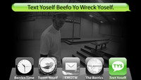 TEXT YOSELF BEEFO YO WRECK YOSELF -- With Chris Roberts