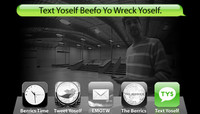 TEXT YOSELF BEEFO YO WRECK YOSELF -- With Enrique Lorenzo