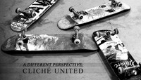 A DIFFERENT PERSPECTIVE        -- CLICHE UNITED