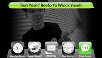 TEXT YOSELF BEEFO YO WRECK YOSELF -- With Josh Kalis