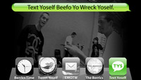 TEXT YOSELF BEEFO YO WRECK YOSELF -- With Richard Angelides