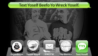 TEXT YOSELF BEEFO YO WRECK YOSELF -- With Kenny Hoyle and Spencer Hamilton