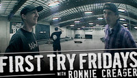 First Try Fridays -- With Ronnie Creager