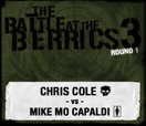CHRIS COLE vs MIKE MO CAPALDI