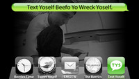 TEXT YOSELF BEEFO YO WRECK YOSELF -- With Joey Bresinski