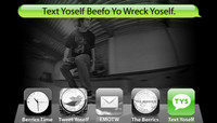 TEXT YOSELF BEEFO YO WRECK YOSELF -- With Daryl Angel