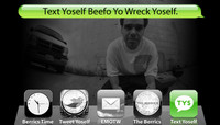 TEXT YOSELF BEEFO YO WRECK YOSELF -- With Wade Desaramo