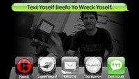 TEXT YOSELF BEEFO YO WRECK YOSELF -- With Pat Duffy