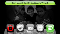 TEXT YOSELF BEEFO YO WRECK YOSELF -- With Scott Decenzo and Felipe Gustavo