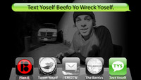 TEXT YOSELF BEEFO YO WRECK YOSELF -- With Ryan Sheckler