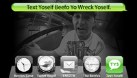 TEXT YOSELF BEEFO YO WRECK YOSELF -- With Ronnie Creager