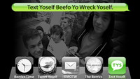 TEXT YOSELF BEEFO YO WRECK YOSELF -- With Minor Media