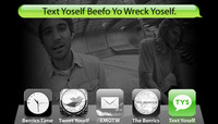 TEXT YOSELF BEEFO YO WRECK YOSELF -- With Chad Tim Tim and Levi Brown