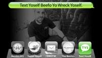 TEXT YOSELF BEEFO YO WRECK YOSELF -- With Kevin Fernley