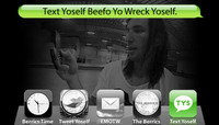 TEXT YOSELF BEEFO YO WRECK YOSELF -- With Garrett Hill