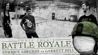 BATTLE ROYALE -- ENRIQUE LORENZO vs GARRETT HILL