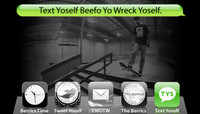 TEXT YOSELF BEEFO YO WRECK YOSELF -- With Steve Berra and Eric Koston pt. 2