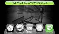 TEXT YOSELF BEEFO YO WRECK YOSELF -- With Steve Berra and Eric Koston pt. 2