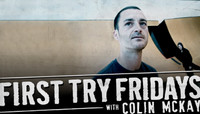 First Try Fridays -- With Colin McKay
