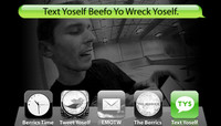 TEXT YOSELF BEEFO YO WRECK YOSELF -- With Willow
