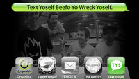TEXT YOSELF BEEFO YO WRECK YOSELF -- With Zach Lyons and Miles Silvas