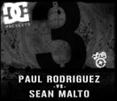 BATB 3 -- Sean Malto VS Paul Rodriguez