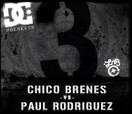 BATB 3 -- Paul Rodriguez VS Chico Brenes