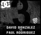 BATB 3 -- Paul Rodriguez VS David Gonzalez